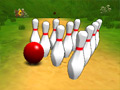 Online hra Downhill Bowling