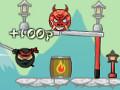 Juego en línea Ninja Cannon Retaliation