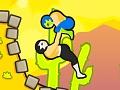 Juego en línea Wrestle Jump