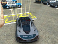 Online hra 3D Parking Police Station