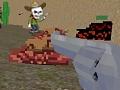 Juego en línea Cowboy vs Zombie