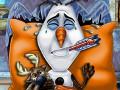 Juego en línea Olaf Frozen Doctor