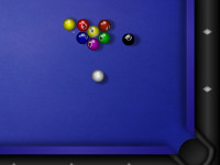 Online hra 9 Ball Knockout