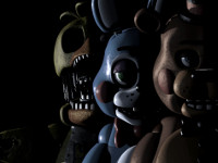 Online hra Five nights at Freddy's 2