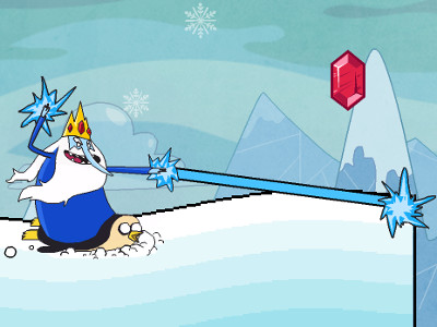 Adventure Time: Romance On Ice