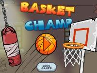 Juego en línea Basket Champ