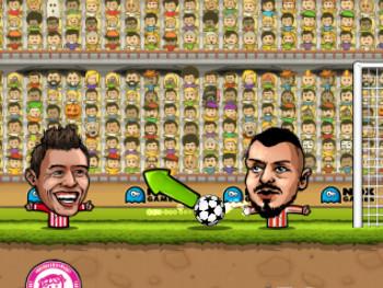 Puppet Soccer Champs 2015