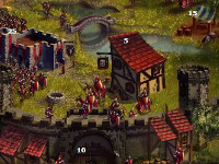 Online hra Realm of Empires: Warlords Rising