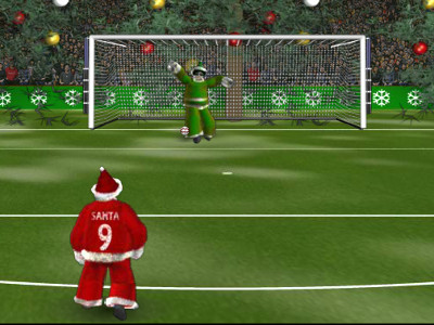 Juego en línea Santa #9