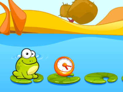 Online hra Tap the Frog