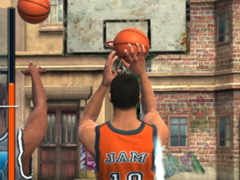 Online hra Basketball Stars