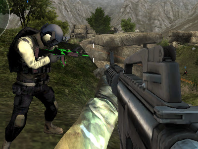 Online Game Bullet Force Multiplayer