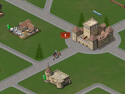 Online hra Castles and Kingdoms: War Fire