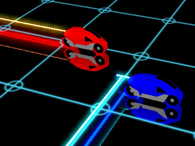 Tron Online Game