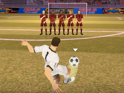 Online hra Euro Soccer Forever