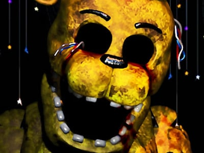 Online hra Five Night's at Golden Freddy's
