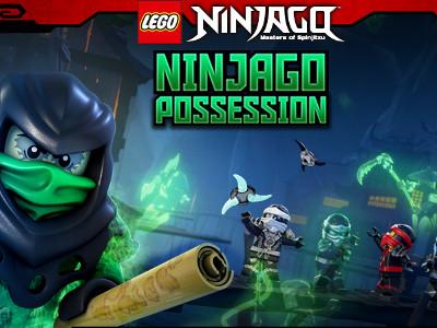 Juego en línea LEGO Ninjago Possession