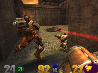 Online hra Quake 3: Arena