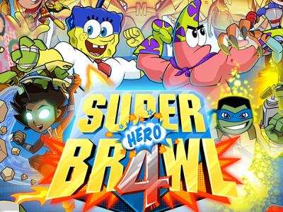 Juego en línea Super Brawl 4: Hero