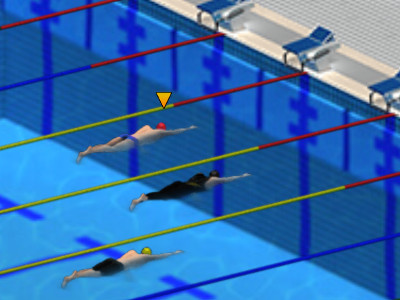Rio 2016 – Jogos de Natação 100 – 200 e 400 metros
