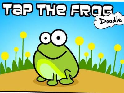 Juego en línea Tap the Frog: Doodle