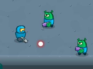 Online hra Alien Complex