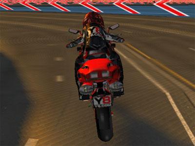 Hardcore Moto Race