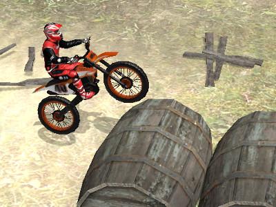 Moto Trials Beach jogo online