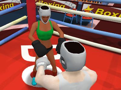 Qlympics : Boxing