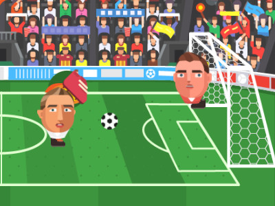 Jogar Sports Heads: Football Championship 2016 Gratis Online
