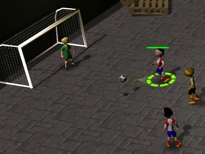 Street Football Online