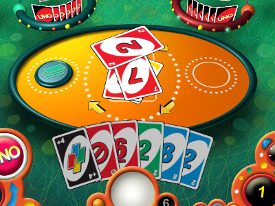 Online hra Uno