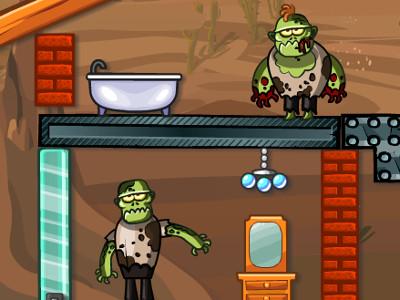 Juego en línea Zombie Demolisher 4