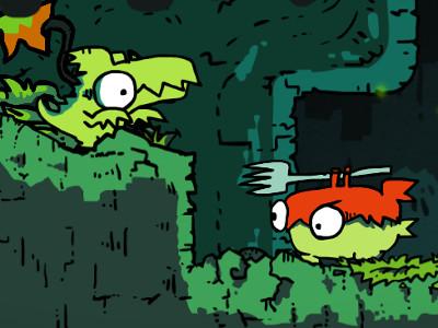 Online hra Dino Melt