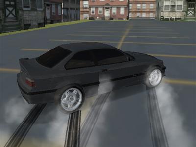 Online hra Drift Runner 3D