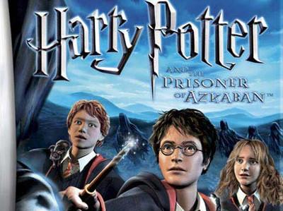 Online hra Harry Potter and the Prisoner of Azkaban