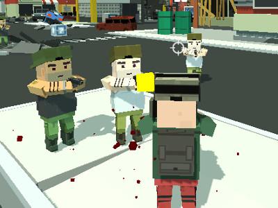 Last resistance - City under Siege