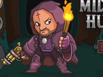 Juego en línea Midnight Hunter