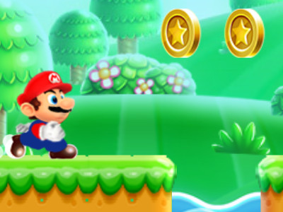 Online hra Super Mario Run