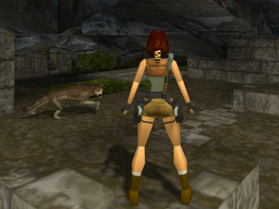 Tomb Raider – Open Lara