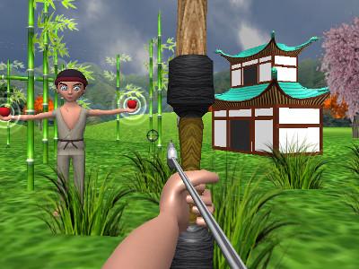 Juego en línea Archery Expert 3D: Japan