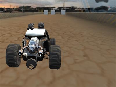 Juego en línea Atomic Rally