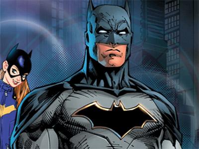 Online hra Batman Shadow Combat