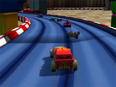 Jogar Burning Wheels Kitchen Rush Gratis Online