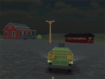 Juego en línea Cow Defender