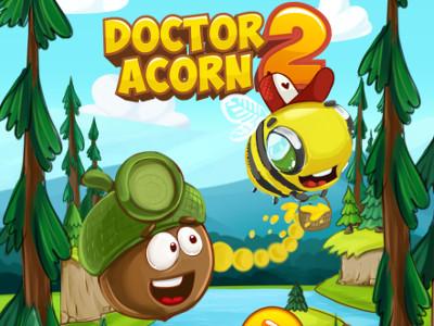 Online hra Doctor Acorn 2