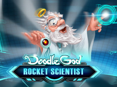Online hra Doodle God: Rocket Scientist