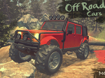 Online hra Extreme OffRoad Cars