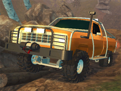 Online hra OffRoad Extreme Car Racing