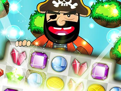 Pirate Kings Match 3